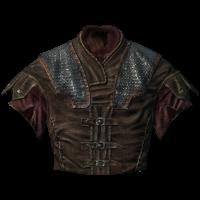 Skyrim: Studded Imperial Armor. Source: skyrim.gamepedia.com