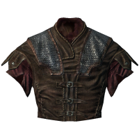 Skyrim: Studded Imperial Armor. Source: skyrim.gamepedia.com