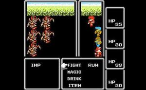 Final Fantasy, 1987 (source: http://www.pcauthority.com.au)