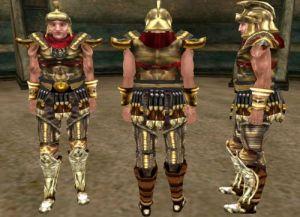 Morrowind: Imperial Templar Armor. Source: http://elderscrolls.wikia.com
