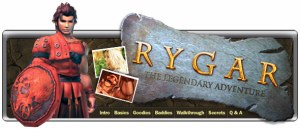 Rygar: The Legendary Adventure (PS2, 2002)