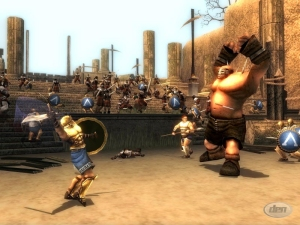 Spartan: Total Warrior (PS2, 2005)