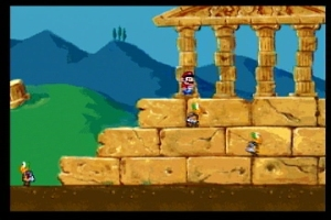 Super Mario's Wacky Worlds (CD-i, 1993)