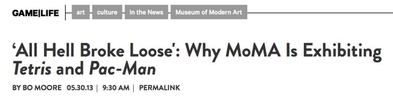 Headline Courtesy of Wired Magazine