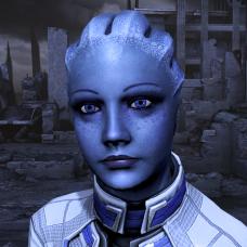 Liara, Mass Effect 3