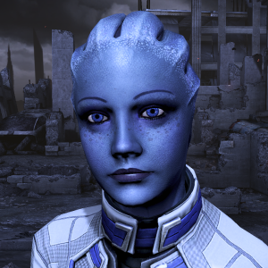 Liara, Mass Effect 3
