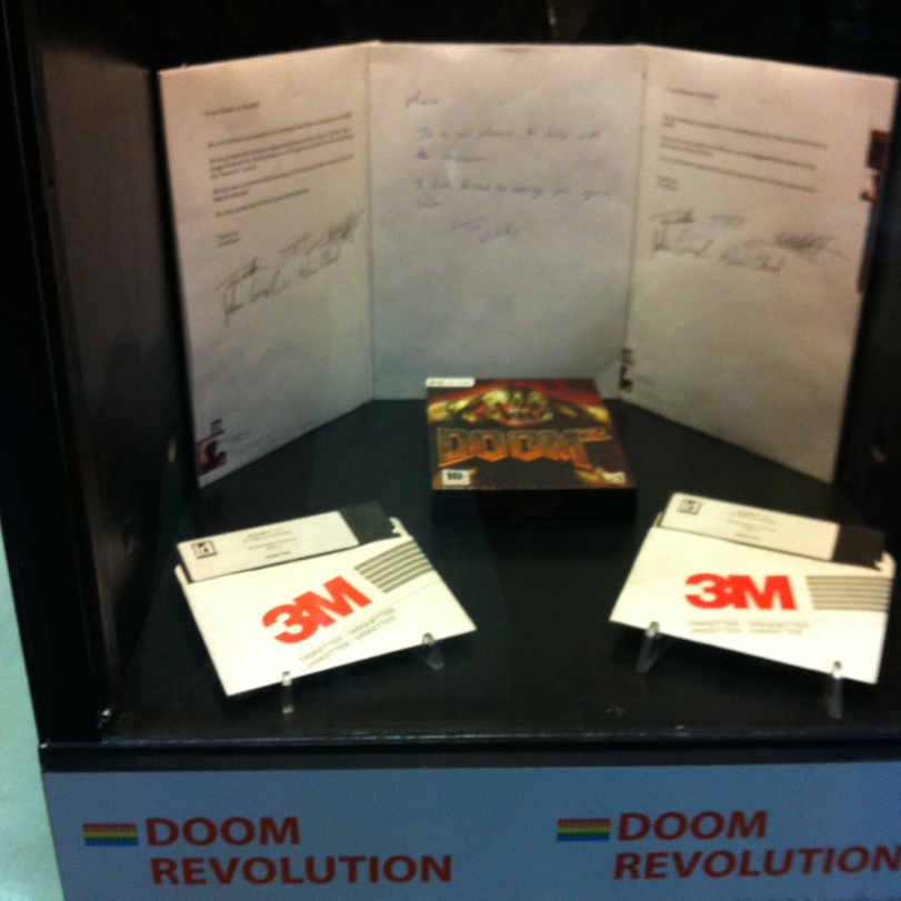 Doom master (signed)