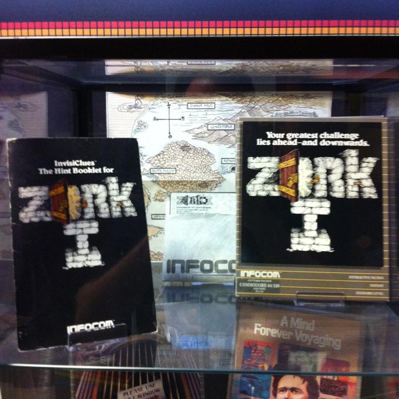 Zork display