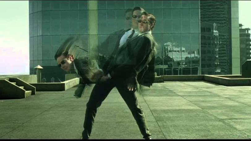 Bullet-Time (The Matrix)