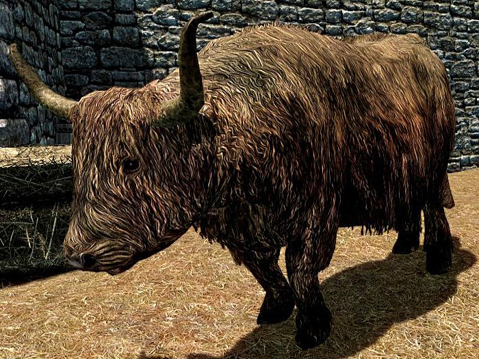 Cow_Skyrim