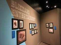 Blizzard is well represented with art and games.