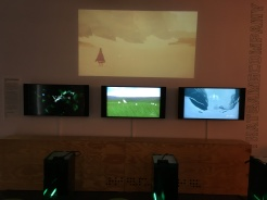Peaceful games from Thatgamecompany.